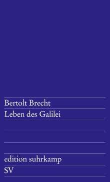 Bertolt Brecht: Leben des Galilei, Buch