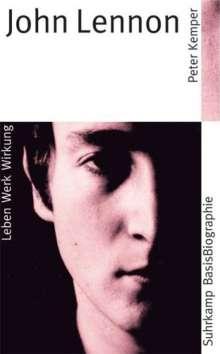 Peter Kemper: John Lennon, Buch