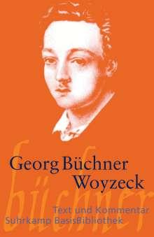 Georg Büchner: Woyzeck, Buch