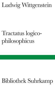 Ludwig Wittgenstein: Tractatus logico-philosophicus, Buch