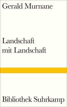 Gerald Murnane: Landschaft mit Landschaft, Buch