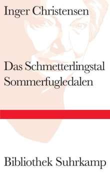Inger Christensen: Das Schmetterlingstal. Ein Requiem, Buch