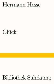 Hermann Hesse: Glück, Buch