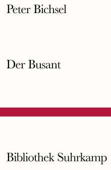 Peter Bichsel: Der Busant, Buch
