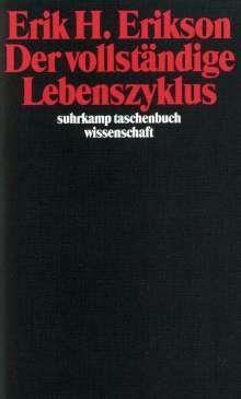 Erik Homburger Erikson: Der vollständige Lebenszyklus, Buch