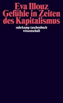 Eva Illouz: Gefühle in Zeiten des Kapitalismus, Buch
