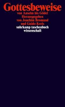 Gottesbeweise von Anselm bis Gödel, Buch