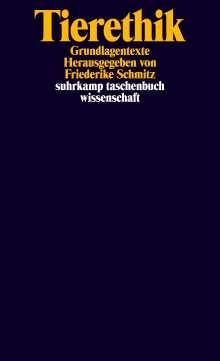 Tierethik, Buch
