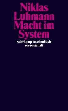 Niklas Luhmann: Macht im System, Buch