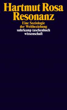 Hartmut Rosa: Resonanz, Buch