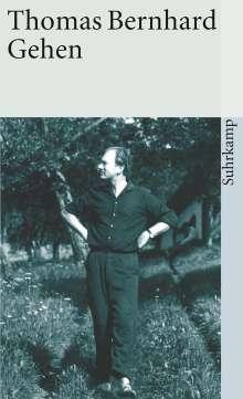 Thomas Bernhard: Gehen, Buch