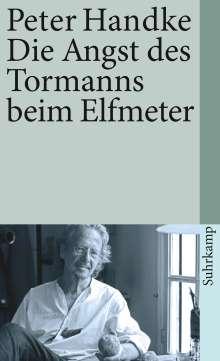 Peter Handke: Die Angst des Tormanns beim Elfmeter, Buch