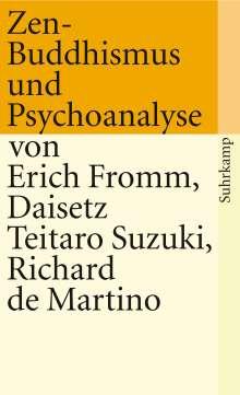 Erich Fromm: Zen-Buddhismus und Psychoanalyse, Buch