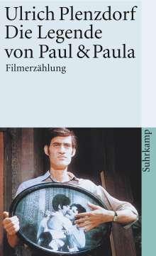 Ulrich Plenzdorf: Die Legende von Paul und Paula, Buch