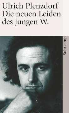 Ulrich Plenzdorf: Die neuen Leiden des jungen W, Buch