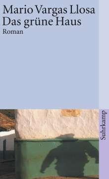 Mario Vargas Llosa: Das grüne Haus, Buch