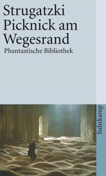 Arkadi Strugatzki: Picknick am Wegesrand, Buch