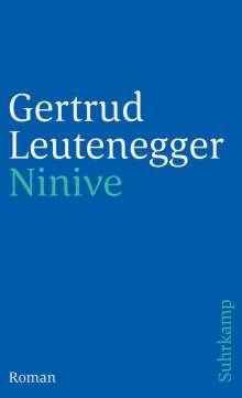 Gertrud Leutenegger: Ninive, Buch