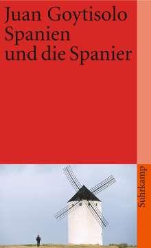 Juan Goytisolo: Spanien und die Spanier, Buch