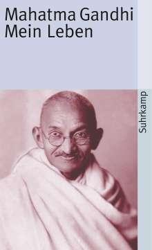 Mahatma Gandhi: Mein Leben, Buch