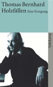 Thomas Bernhard: Holzfällen, Buch