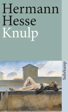 Hermann Hesse: Knulp, Buch