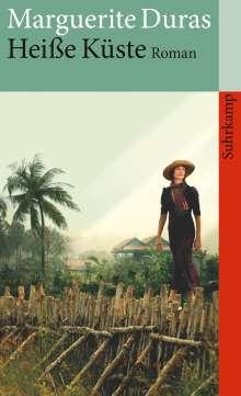 Marguerite Duras: Heiße Küste, Buch