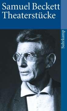 Samuel Beckett: Dramatische Werke I. Theaterstücke, Buch