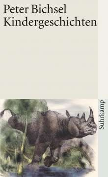 Peter Bichsel: Kindergeschichten, Buch