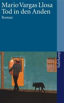 Mario Vargas Llosa: Tod in den Anden, Buch