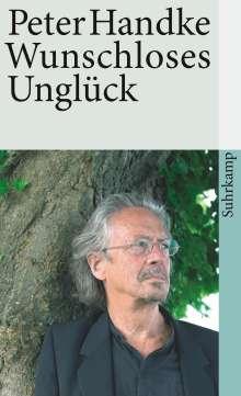 Peter Handke: Wunschloses Unglück, Buch