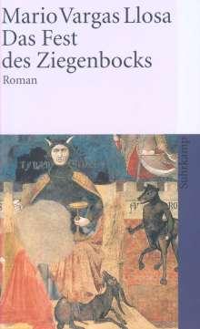Mario Vargas Llosa: Das Fest des Ziegenbocks, Buch