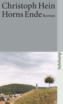 Christoph Hein: Horns Ende, Buch