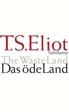 Thomas Stearns Eliot: Das öde Land, Buch