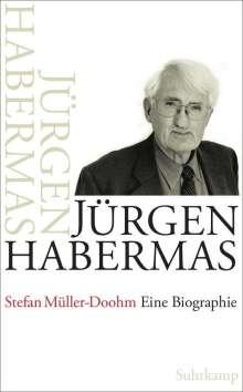 Stefan Müller-Doohm: Jürgen Habermas, Buch