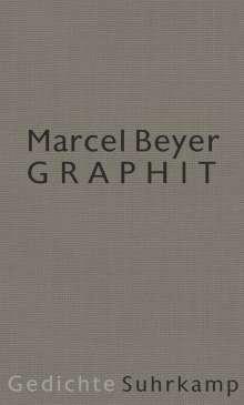 Marcel Beyer: Graphit, Buch