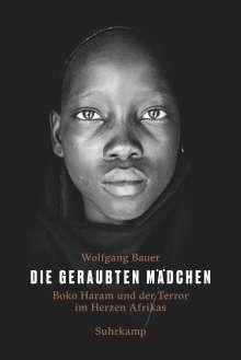 Wolfgang Bauer: Die geraubten Mädchen, Buch