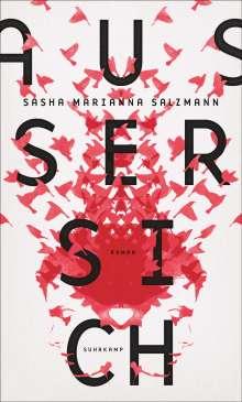 Sasha Marianna Salzmann: Außer sich, Buch