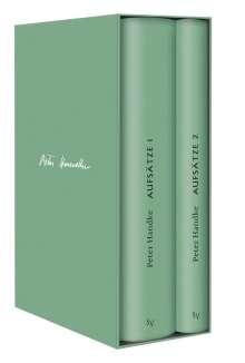Peter Handke: Handke Bibliothek II, Buch