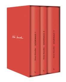 Peter Handke: Handke Bibliothek III, Buch
