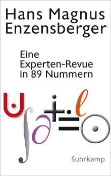 Hans Magnus Enzensberger: Eine Experten-Revue in 89 Nummern, Buch