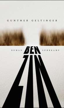 Gunther Geltinger: Benzin, Buch