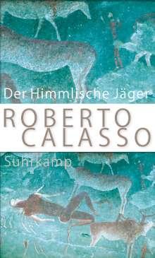 Roberto Calasso: Der Himmlische Jäger, Buch