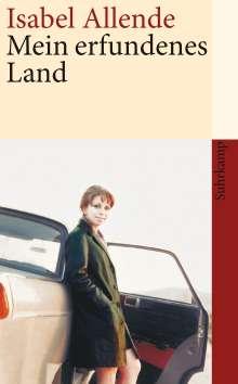 Isabel Allende: Mein erfundenes Land, Buch