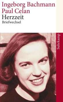 Ingeborg Bachmann: Herzzeit, Buch