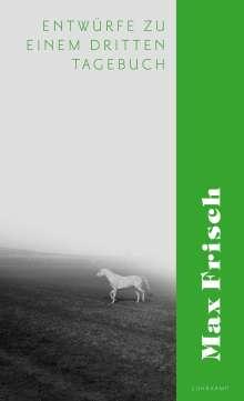 Max Frisch: Entwürfe zu einem dritten Tagebuch, Buch