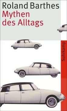 Roland Barthes: Mythen des Alltags, Buch
