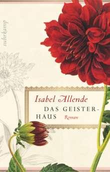 Isabel Allende: Das Geisterhaus, Buch