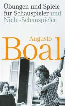 Augusto Boal: Übungen und Spiele für Schauspieler und Nicht-Schauspieler, Buch