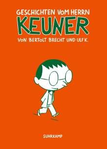 Ulf K.: Geschichten vom Herrn Keuner, Buch